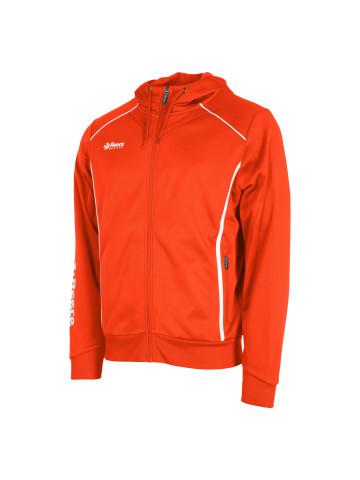 600e0b4d6ef Reece Core TTS Hooded Sweat Full Zip unisex orange - hockeykleding ...