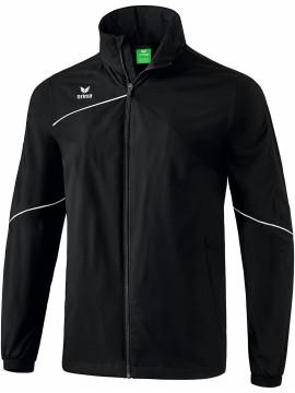 Erima Premium One 2.0 Allweather Jack zwart/wit
