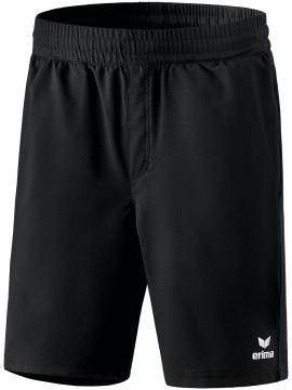 Erima Premium One 2.0 Shorts zwart