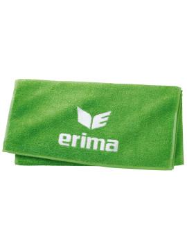 Erima Handdoek wit/green
