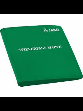 Jako Spelers-ID-map klein groen