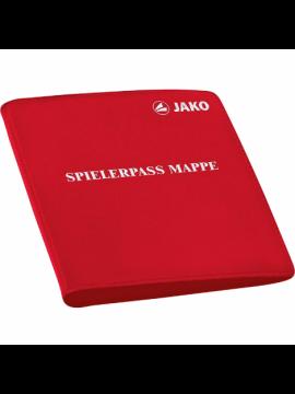 Jako Spelers-ID-map klein rood