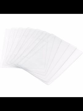 Jako Vervangmapjes voor map met spelerskaarten 10 stuks per set