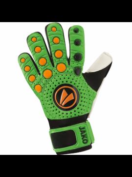 Jako Keeperhandschoen Dynamic fluo groen/zwart/fluo oranje