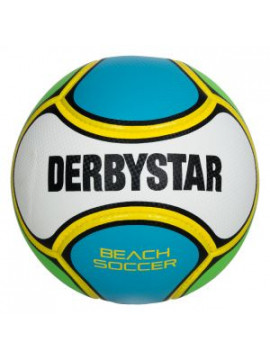 Derbystar Beach Soccer Ball blauw