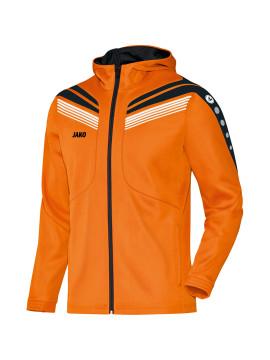 jako_6840_fluo oranje/zwart/wit