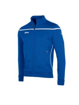 Reece Varsity TTS Jacket Full Zip unisex royal/white