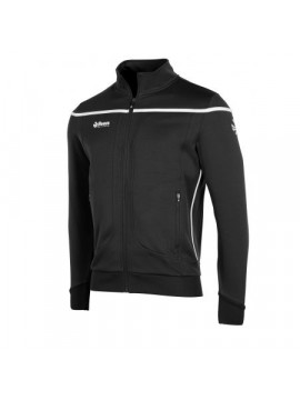 Reece Varsity TTS jacket Full Zipp unisex black/white