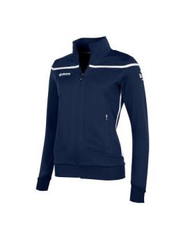 Reece Varsity TTS Jacket Full Zip Ladies navy/white