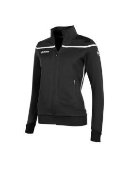 Reece Varsity TTS Jacket Full Zip Ladies black/white
