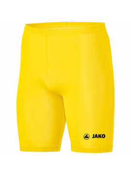 Jako Tight Basic 2.0 citroengeel