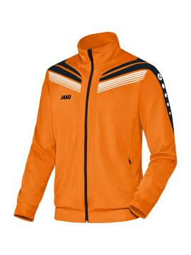 jako_9340_fluo oranje/zwart/wit