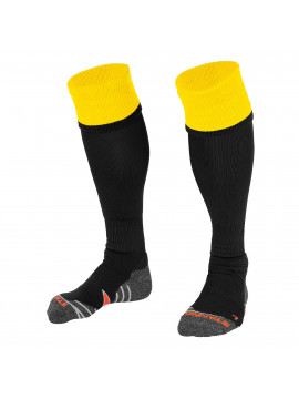 Stanno Combi Sock black/yellow