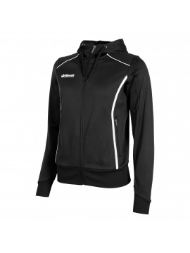 Reece Core TTS Hooded Sweat Full Zip ladies black