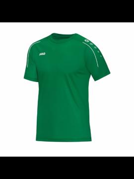 Jako T-shirt Classico sportgroen