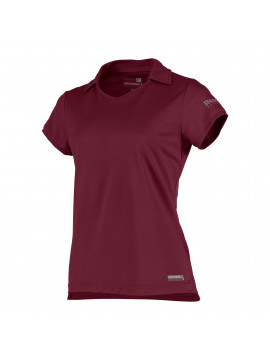 Reece Isa Climatec Polo Ladies burgundy