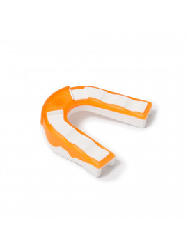 Reece Mouthguard Dental Impact Shield white/orange