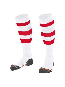 Stanno Original Sock white/red