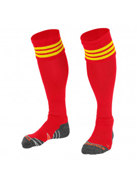 Stanno Ring Sock red/yellow
